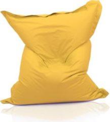 KINZLER Riesen-Sitzsack, 320 Liter, outdoorfähig in gelb