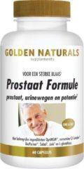 Golden Naturals Prostaat Formule (60 vegetarische capsules)