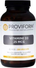 Proviform Vitamine D3 25 mcg 200 Vegacaps