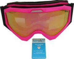 Roze Nihao Natuna TPU Ultra-Light frame. Ski/Snowboard Goggle