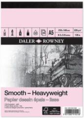 Witte Daler Rowney Multi Blok A5 14.8 x 21 cm 220 g/m2 25 Sheets