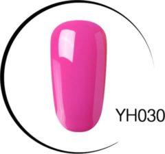 DW4Trading® Gel nagellak kleur YH030 uv led lucht drogend 10ml