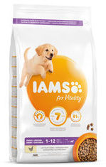 Iams Dog Puppy - Junior Large Kip 3 kg