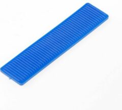 Bloem Kunstof steunblokje blauw 22 x 2 x 100mm (Prijs per 100 stuks)