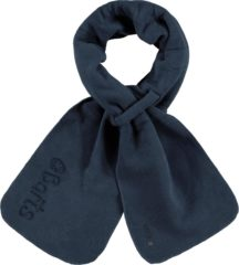 Marineblauwe Barts Fleece Shawl Kids - Sjaal - One Size - Navy