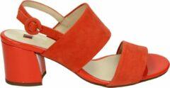 Hogl Högl 9-10 5542-4200 dames sandaal - oranje - maat 37.5