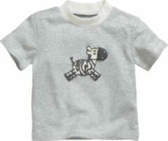 Grijze Playshoes Broek Geen Baby T-shirt