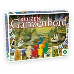 Selecta Spel en Hobby Reuze Ganzenbord