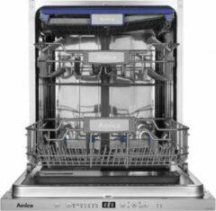 Zilveren Amica ADF1423X - Inbouwvaatwasser - 7 programma's