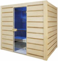Maison Home Maison's Sauna - Sauna - Energie Zuinig - 6 persoons - 200x190x175cm