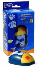 Gele Kidzmouse USB/PS2 Blues Clues