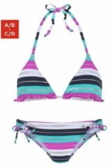 Roze S.Oliver RED LABEL Beachwear triangelbikini (2-delig)