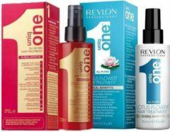 Uniq One All-in One Hair Treatment + Lotus Treatment