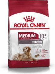 Hondenvoer SHN medium ageing 10 jaar 3 kg Royal Canin