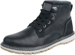 Refresh Black Casual Boot Anfibi/Stivali nero