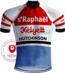 Retrowielershirts Retro Wielershirt Saint-Raphaël - REDTED (4XL)
