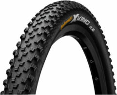 Zwarte Continental Cross King Protection Buitenband - Mountainbike - 55-622 - Vouwbaar