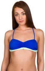 Blue Salty Bird Surf Apparel Mentawai Bikini Top