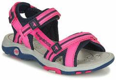 Marineblauwe Open schoenen 'K-Leni'