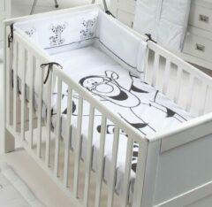 Witte Disney Baby Dekbedovertrek ledikant Happy Tigger