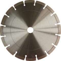 Zilveren Diamantzaagbladen Diamantschijf 350mm x 20mm Universeel Lasergelast