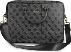 GUESS 4G Uptown Bag Geschikt voor Notebook 15'' - Grijs