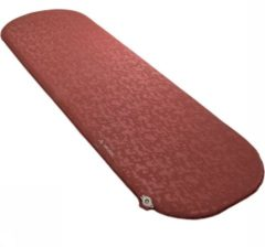Vaude - Tour 3.8 L - Slaapmat maat 196 cm, rood/roze