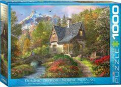 Eurogra Puzzel 1000 stukjes-Nordic Morning