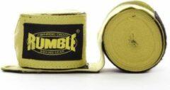 Rumble Boksbandage Elastisch Lime-Groen