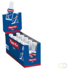 Tipp-Ex Correctievloeistof Rapid Blauw wit Sneldrogend 20 ml