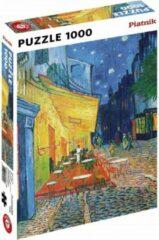 Piatnik Caféterras bij Nacht - Vincent van Gogh (1000)