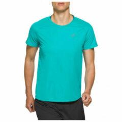 Asics - Women's Ventilate S/S Top - Hardloopshirt maat S, turkoois
