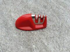 Rode Merkloos / Sans marque Messenslijper compact en handig