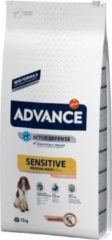 Advance sensitive salmon / rice hondenvoer 12 kg