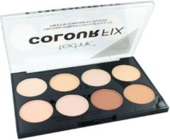 Technic Colour Fix Poederfoundation Contour Palette