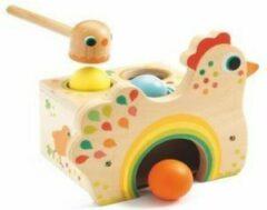 DJECO Tapatou speelgoed voor motoriek
