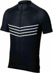 BBB Cycling ComfortFit Fietsshirt Heren Korte mouwen - Maat S - Zwart BBW-250