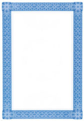 Designpapier Sigel A4 185grs pak a 20 vel waardepapier blauw