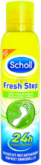 Scholl Fresh Step Deodorant Spray Voetdeodorant- 150 ml