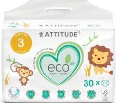 Attitude - Kinder Luiers Wegwerp Eco 3 (4-9kg) Size 3 (4-9kg)