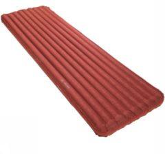 Vaude - Hike 9 - Slaapmat maat 183 x 55 x 9 cm - Medium, rood