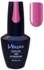 Roze Gellak Mixcoco # 009 Vintage Pink - Gel nagellak