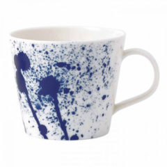 Blauwe Royal Doulton Pacific Beker 0.45 ltr - Splash