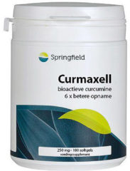 Springfield Nutraceuticals Springfield Curmaxell 180 softgels