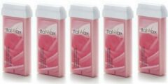 ItalWax 5x Harspatroon Rose 100 ml