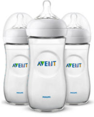 Philips AVENT SCF036/37 voedingsfles Natural 330 ml - 3 pack