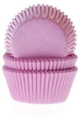 House of Marie Cupcake Cups Licht Roze 50x33mm. 50st.