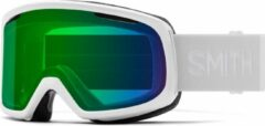 Witte Smith Skibril - White Vapor - Vrouwen - Maat 99