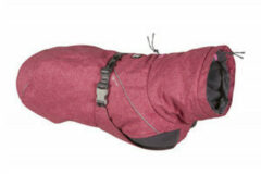 Rode Hurtta Expedition Parka - Beetroot - 65 cm