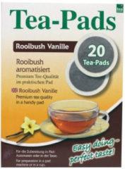 Geels Rooibos vanille tea-pads 20 Stuks